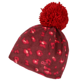 Regatta Fallon Cap Kinderen, fig leopard